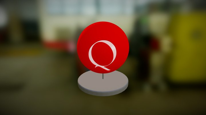Qtest 3D Model