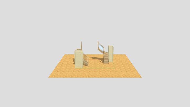 NEC 2020 Show 3D Model