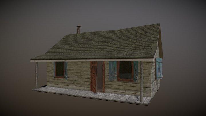House Progress // Not Finished 3D Model