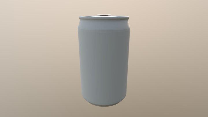 Soda can...???? 3D Model
