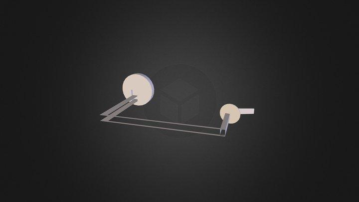 Objeto 3 D 3D Model