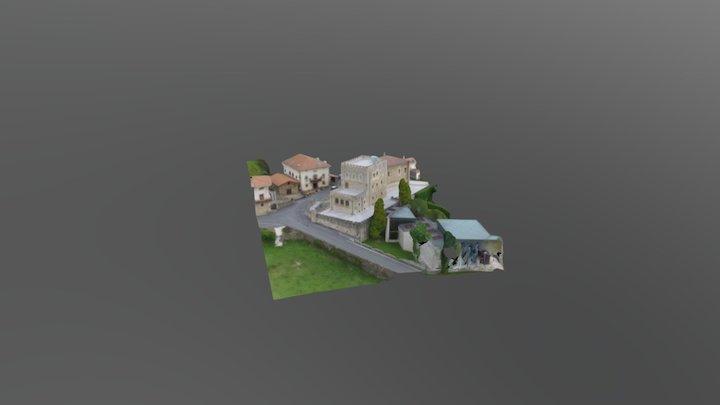 Casa Juntas Avellaneda Zalla 3D Model