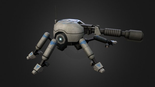 ARMED! Mobile Artillery 3D Model