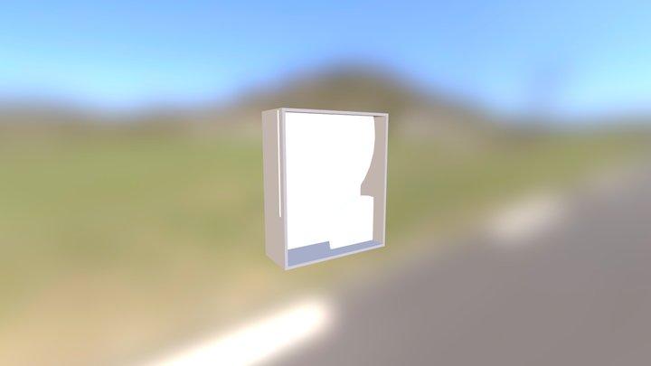 Shadow_Box2.3ds 3D Model