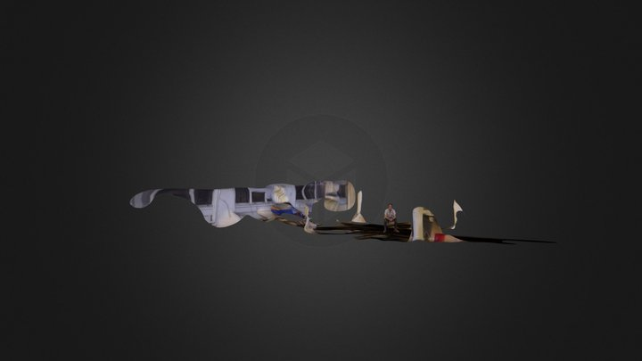 Capture Name-mesh.zip 3D Model