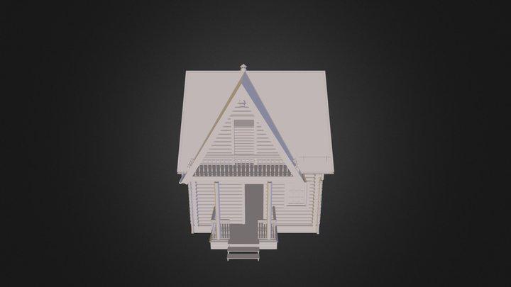 B202 3D Model