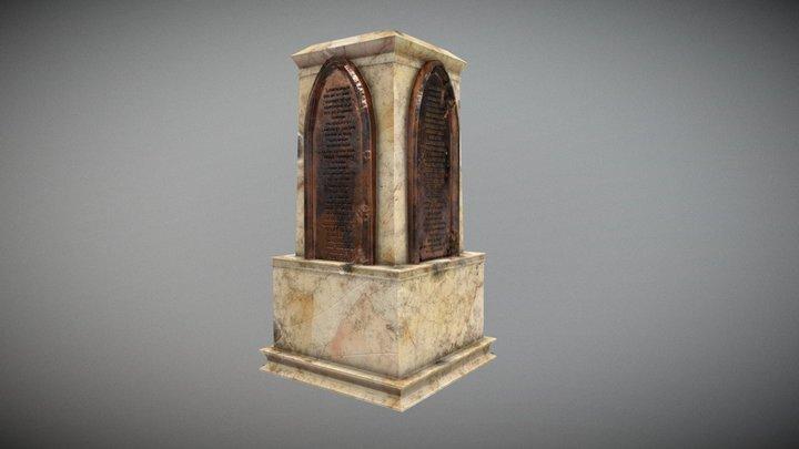 40K Imperial Pilnth 3D Model