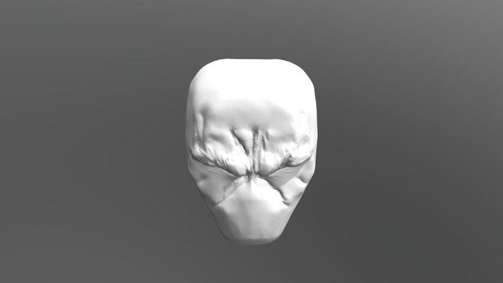 Red Hood 3D Model