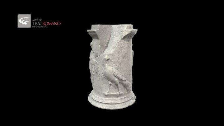 Juno's altar 3D Model