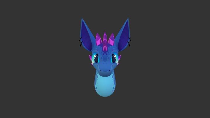 Saphire | Gift 3D Model