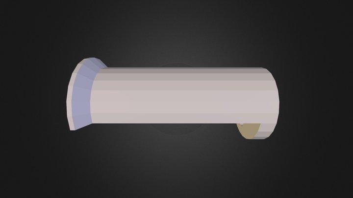 Mason's Spool Holder 3D Model