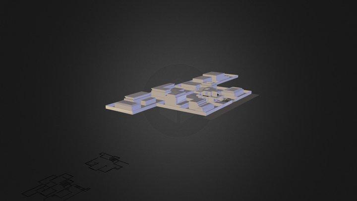 musician residence 3D Model
