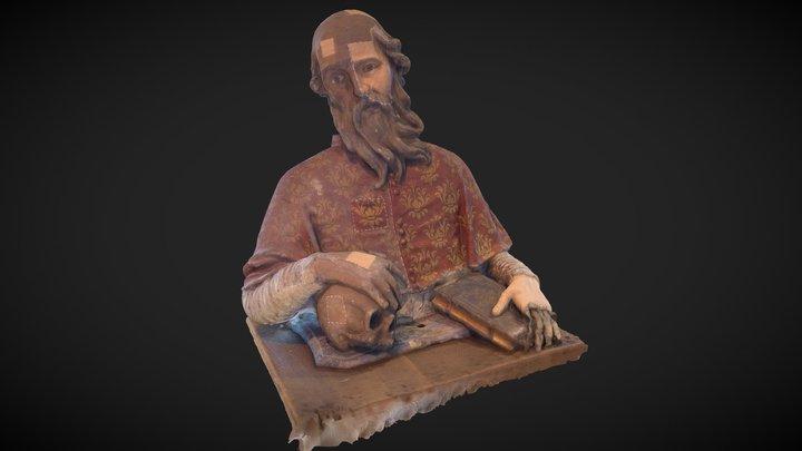 San Sebastiano 3D Model