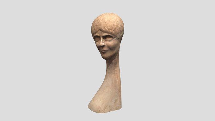 Griechischer Jüngling 3D Model