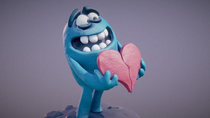 Love? 3D Model