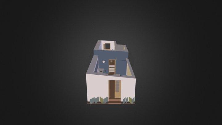 Kantoor Rev 03 3D Model