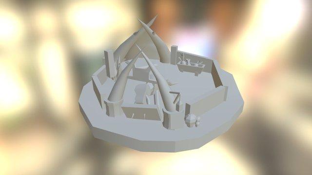Folder1A WIP 3D Model