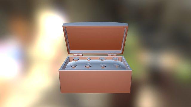 Badges Pkm 3D Model