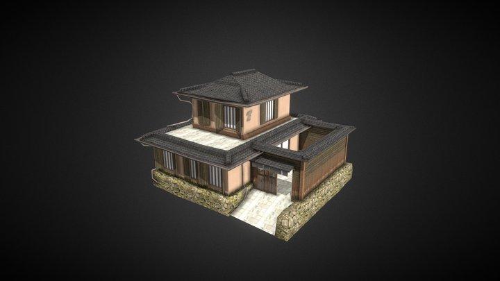 House_3_Individual_Export 3D Model