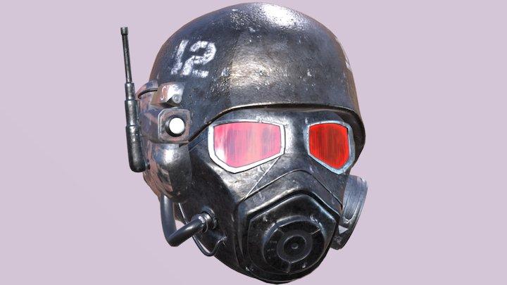 Fallout: New Vegas NCR Veteran Ranger Model 3D Model