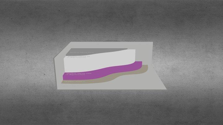 Sikafloor Marine VES VEM 1 3D Model