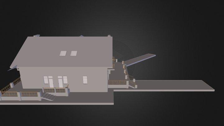 House N111111 3D Model