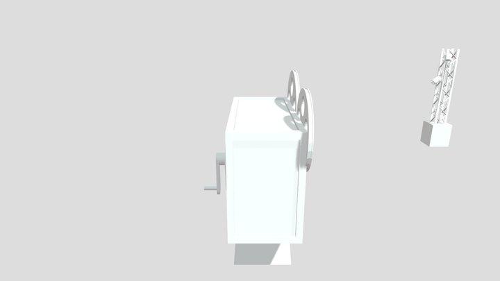 DI[REC]T 3D Model