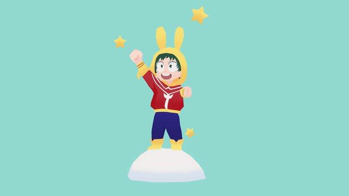 Little Hero ! 3D Model