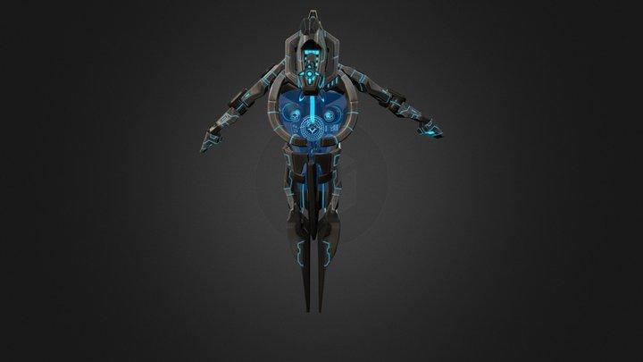 Grey Goo - Alpha (Human Epic) 3D Model