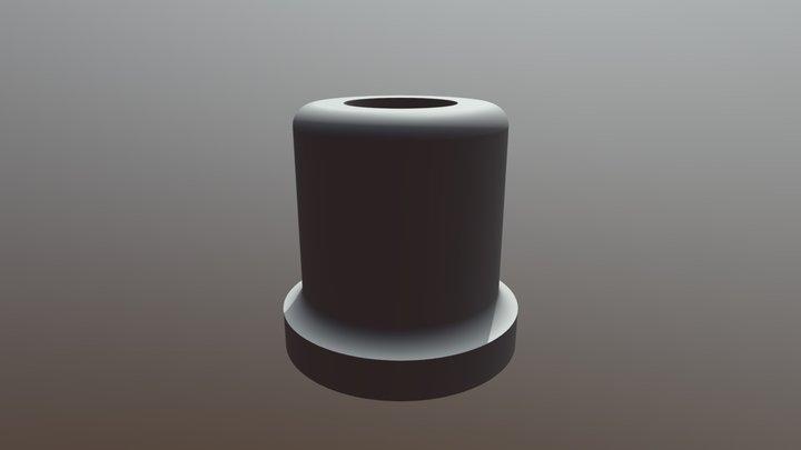 Screw Support 3D Model