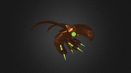Roach_27okt2012 3D Model