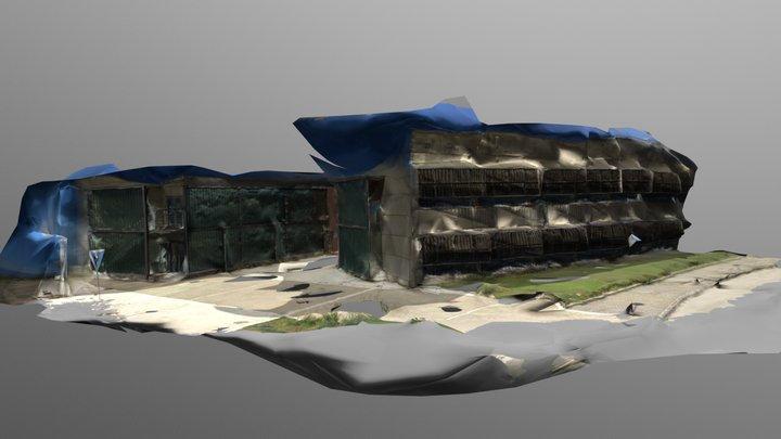 ΕΠΑΛ Καστοριάς (Procect ΤΕΙ) 3D Model