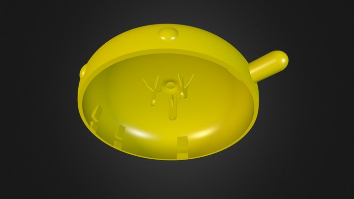 Chuveiro - Cabeça Seletora 3D Model