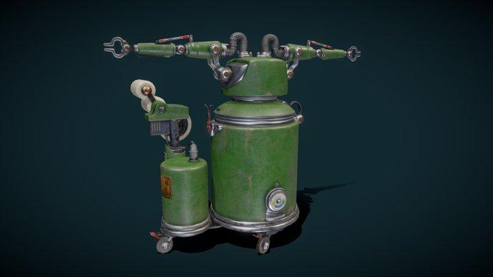 Washing Bin-Ben 3D Model