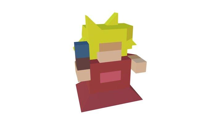 Princess V1 3D Model