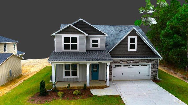 3734 Glencourse Way, Fayetteville NC 28311 3D Model