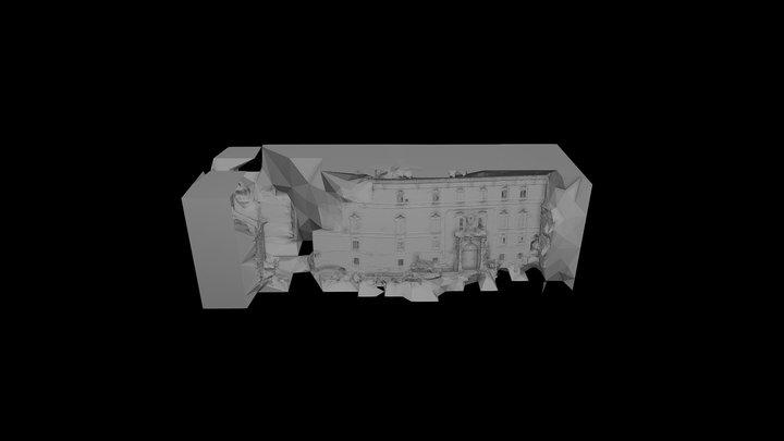 Palazzo Palmieri Monopoli 3D Model