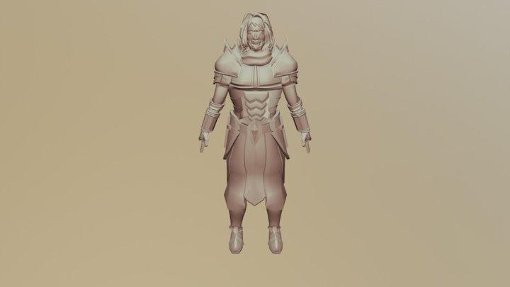 Alegrus 3D Model