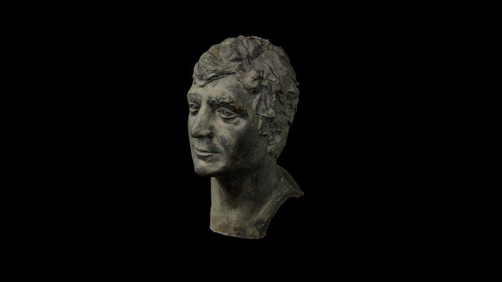 bronze head 3D Model