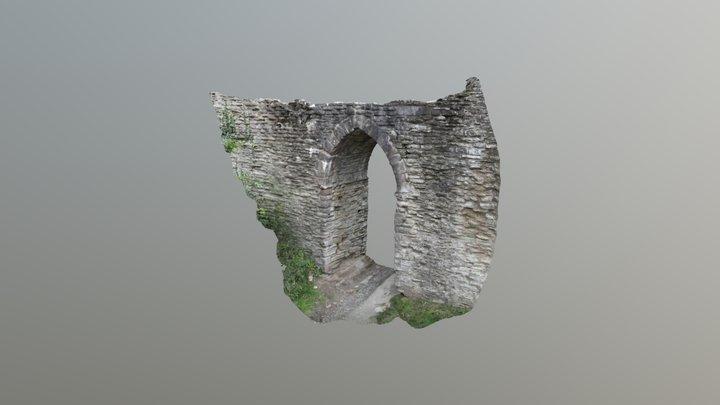 Ludlow Gate 3D Model