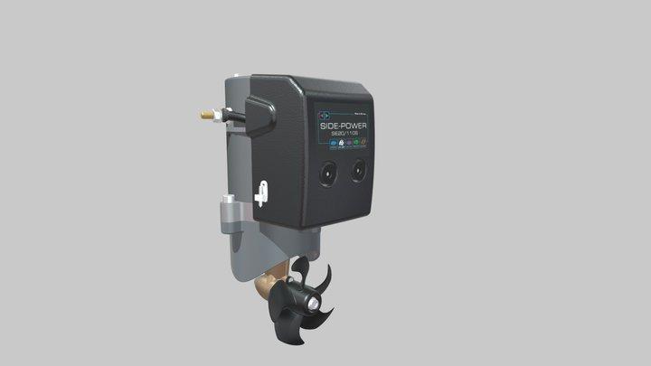SE20-110S Ver_2 3D Model