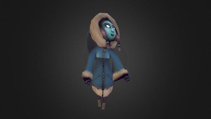 Frostbite-Ingrid 3D Model