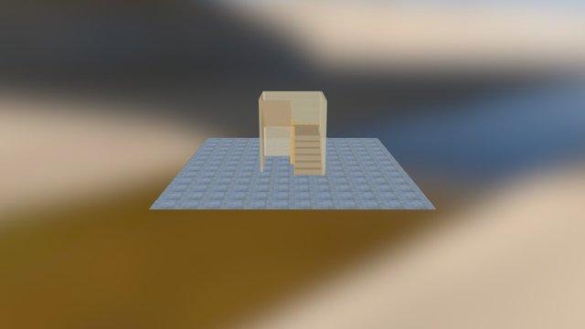 Stair A 12 3D Model