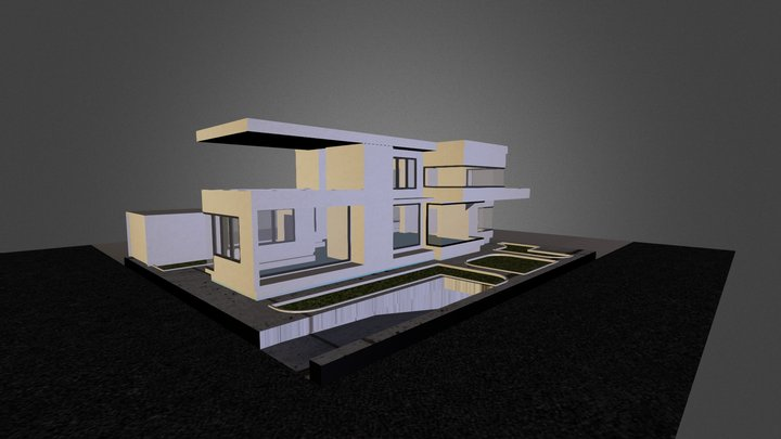 TameemCG_house22 3D Model