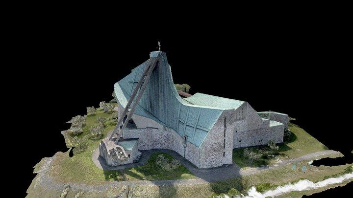 Chiesa San Giovanni Battista -FI- 3D Model