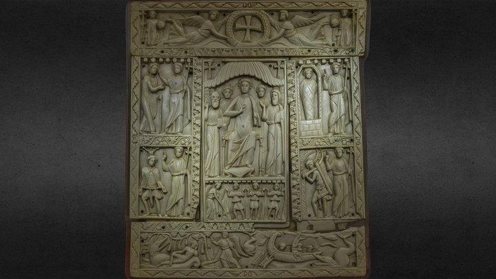 Avorio Medievale 3D Model