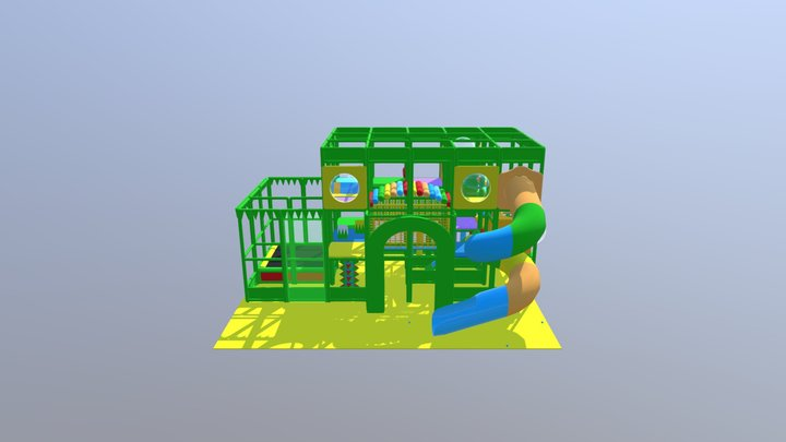 KAINDY 3D Model
