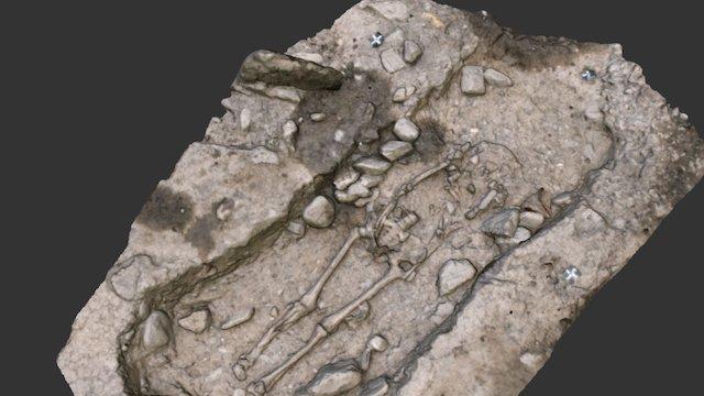 tomb 3d model 3D Model