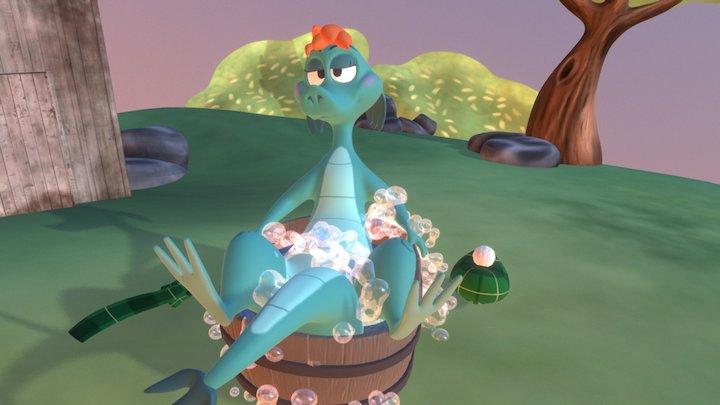 Nessie's Search 3D Model