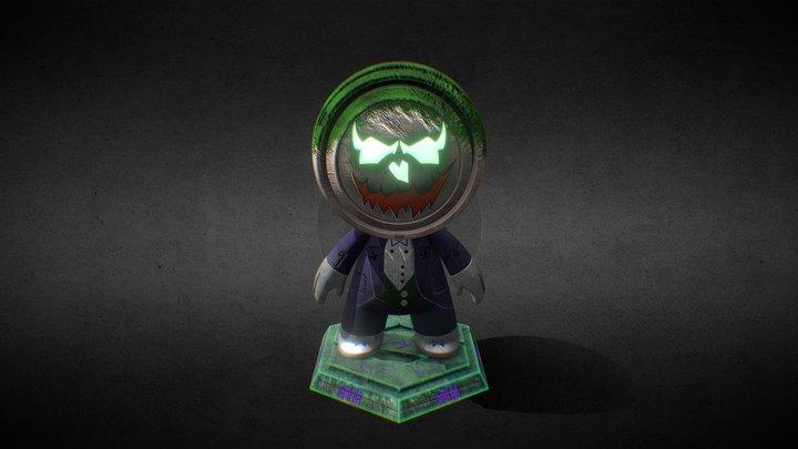Joker - Meet Mat 3D Model